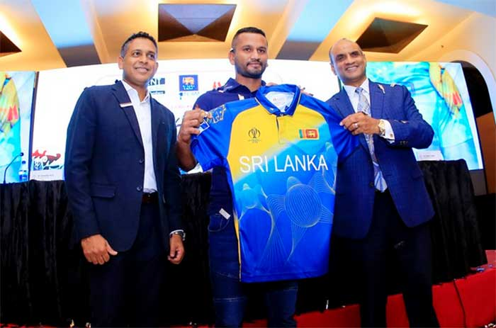 Sri Lankan cricket team to wear 'eco-friendly' jersey in
