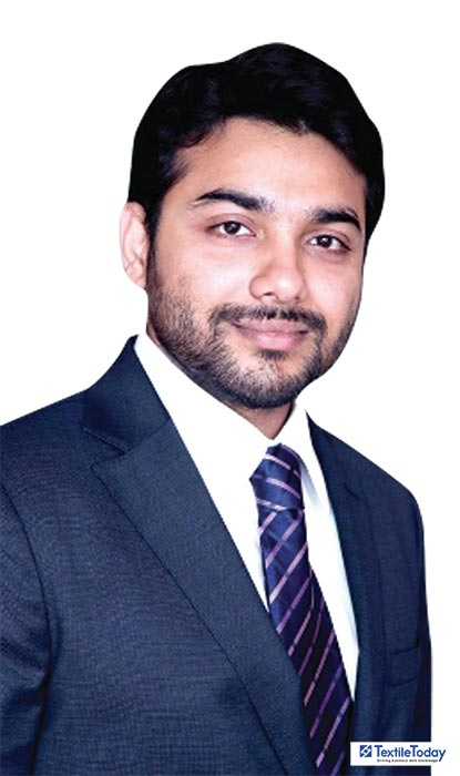 Syed M. Tanvir, Director, Pacific Jeans Ltd.