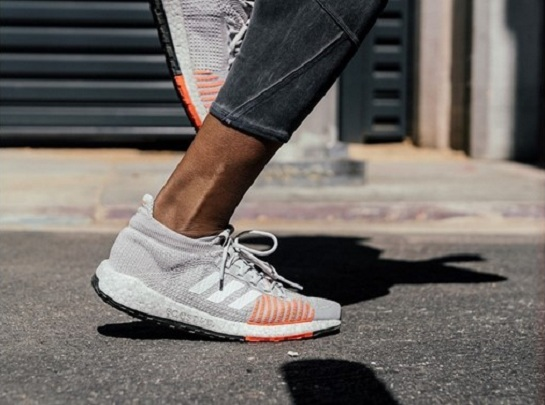 Adidas new boost innovation for urban runners