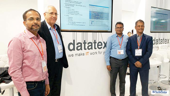 Datatex AG software solution for BD