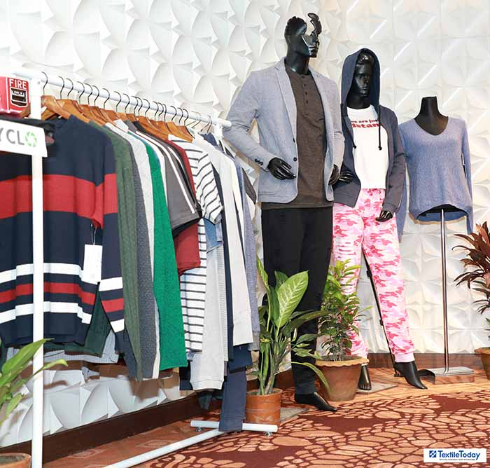 Knitted fabric growing sales in Asia Pacific