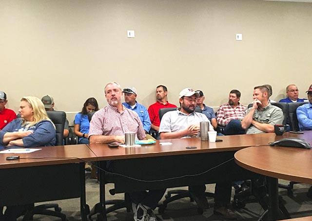 Plains Cotton Growers' Meeting