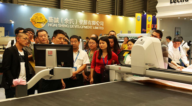 China Intl Sewing Machinery Accessories Show 19
