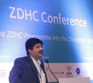 Prasad Pant, ZDHC Program in domestic apparel industry Mumbai
