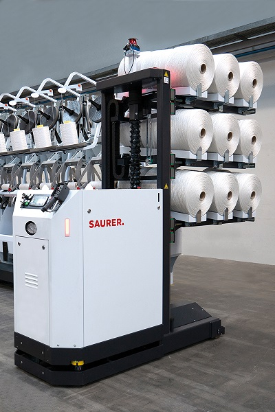 Saurer Automated guided vehicle PackDrive