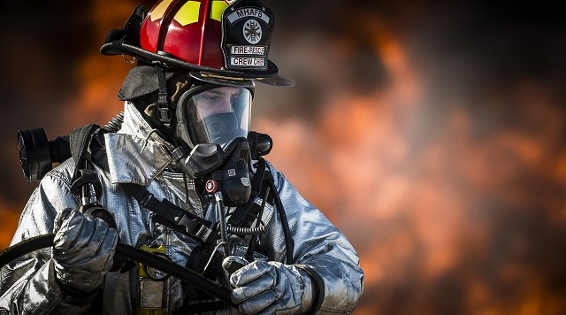 Smart clothing future firefighters