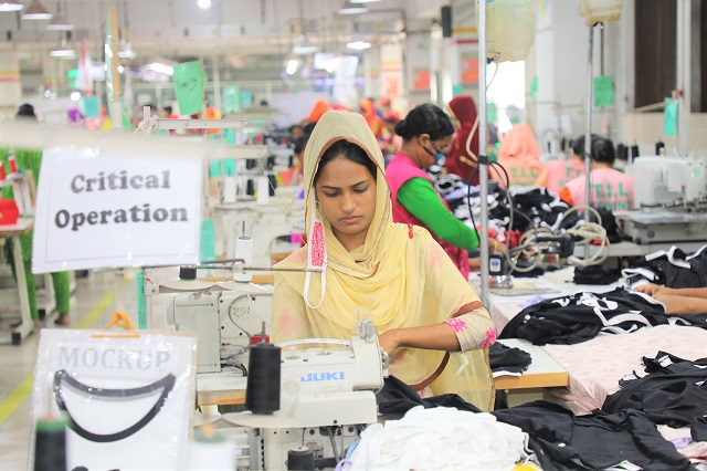 Operational excellence in apparel manufacturing