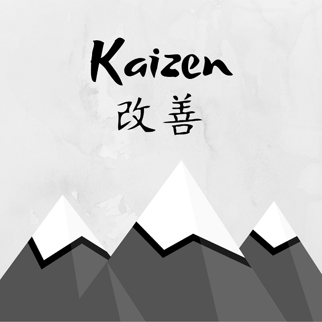 Self-improvement-The kaizen-way