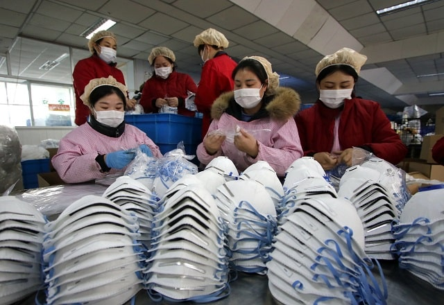 Chinese-apparel-exports-drop-Coronavirus