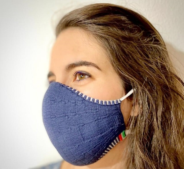 Coatyarn-launches-3D-knitted-Evolution-Mask