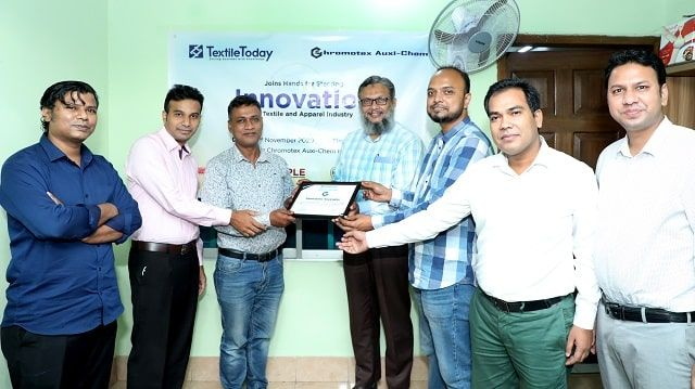 Chromotex-joins hands-with-Textile Today