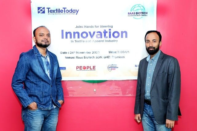 RASS-Biotech-teams-Textile-Today-steering-innovation-textile-apparel