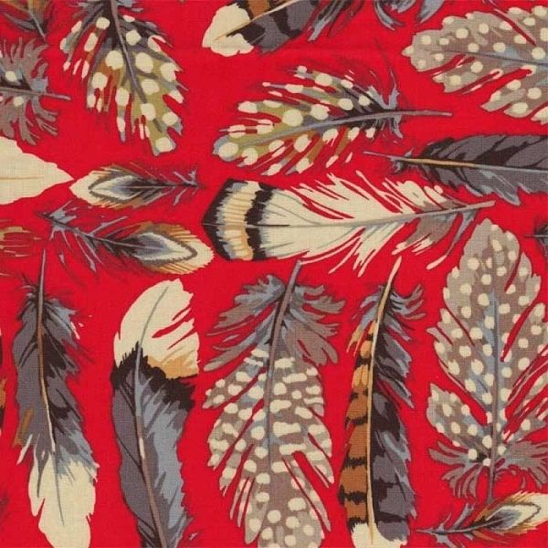 Leaves-feather-printed-designs-Cyano-treated-fabric-min