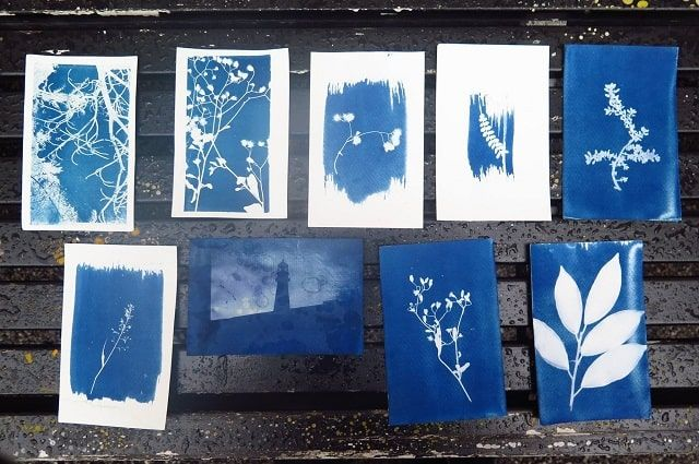 sun-printing-fabric-coated -chemical-liquid-photo-emulsion