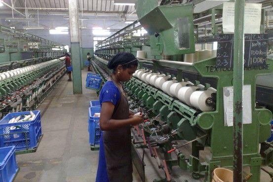 Indian-cotton-yarn-price-going-up-2021