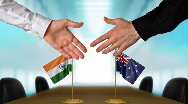 Free Trade Agreement between the European Union and India.