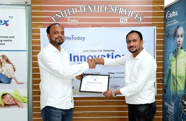United-Textile-Services-Textile-Today-innovationTextile-industry