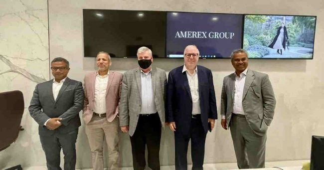 BGMEA collaboration with Amerex Group