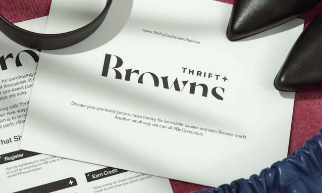 Browns and Thrift+